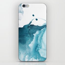 Butterfly in the Wind iPhone Skin