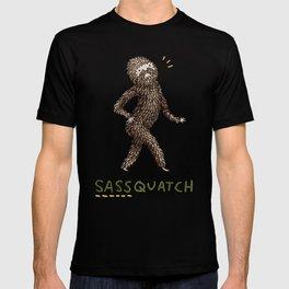 Sassquatch T-shirt