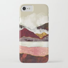 Melon Mountains iPhone Case