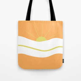 """ Orange days "" Tote Bag"