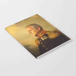 Bill Murray - replaceface Notebook