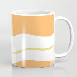 """"""" Orange days """" Coffee Mug"""