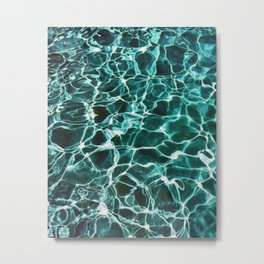 Waiting For Summer #society6 #decor #buyart Metal Print
