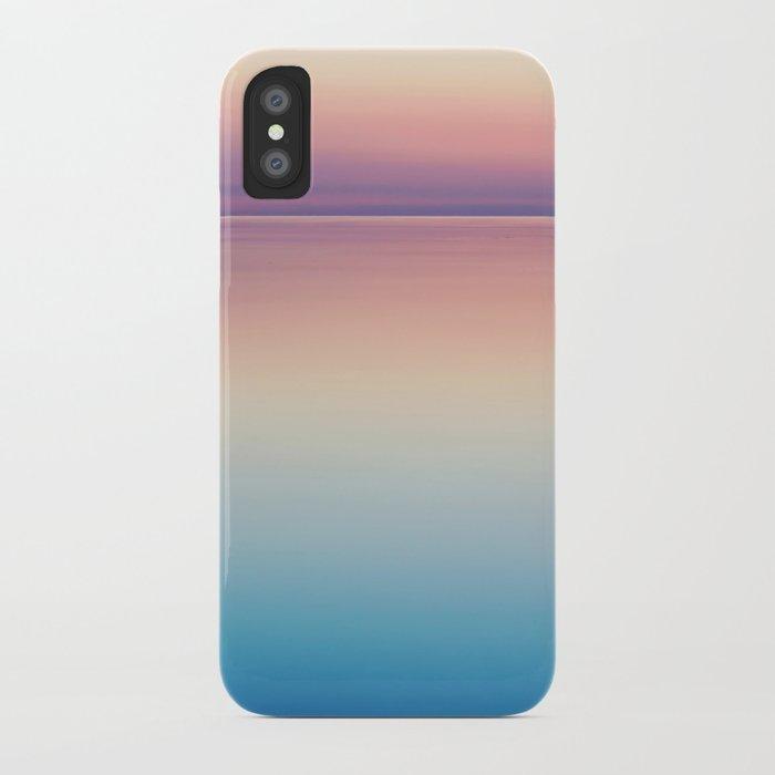 pastel sunset #society6 #decor #buyart iPhone Case