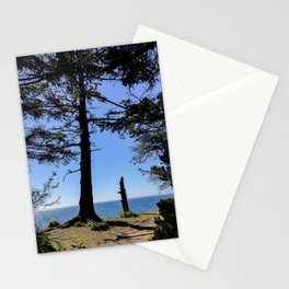 Life Stages of a Tree Stationery Cards