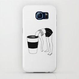 Coffee, First iPhone Case