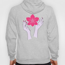 Holy orchid Hoody