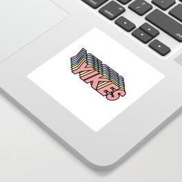 YIKES Sticker
