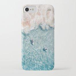 Pink Foam iPhone Case