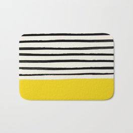 Sunshine x Stripes Bath Mat