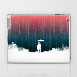 Meteoric rainfall Laptop & iPad Skin