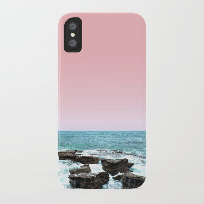 Ocean View III iPhone Case