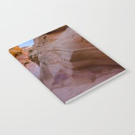 Colorful Canyon, Valley of Fire State Park Notebook