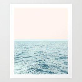 Sea Breeze #society6 #decor #style #tech Art Print