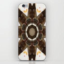 Edge of Desire iPhone Skin