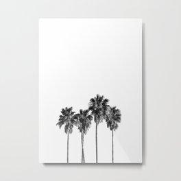 Palm trees 3 Metal Print