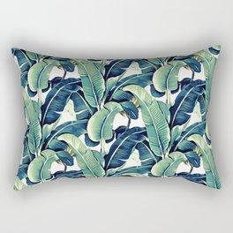 Banana leaves Rectangular Pillow
