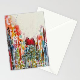 been loving you for always Stationery Cards