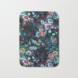 Night Garden Bath Mat