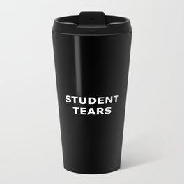 Student Tears Metal Travel Mug