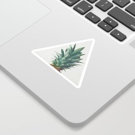 Pineapple Top Sticker