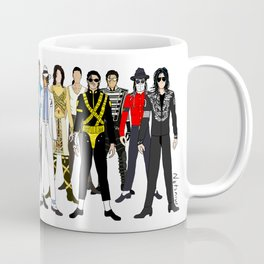 Beat IT Pattern Coffee Mug