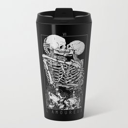 The Lovers Metal Travel Mug