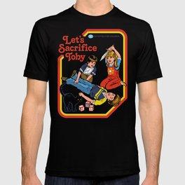 LET'S SACRIFICE TOBY T-shirt