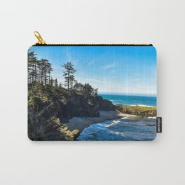 Coastal Cove - Oregon Carry-All Pouch