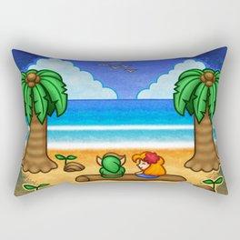Toronbo Shores Rectangular Pillow