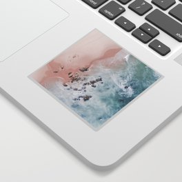 sea bliss Sticker