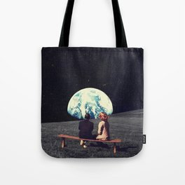 We Used To Live There Tote Bag