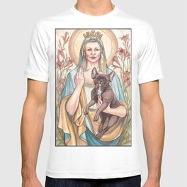 Our Blessed Rebel Queen T-shirt