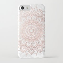 Pleasure Rose Gold iPhone Case