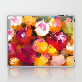 Delicious Floral Laptop & iPad Skin