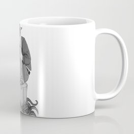 Inktober Day 21 Coffee Mug