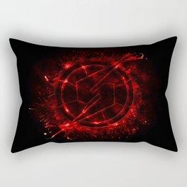Screw Attack - Metroid Rectangular Pillow