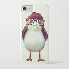 Mr. Porg iPhone Case