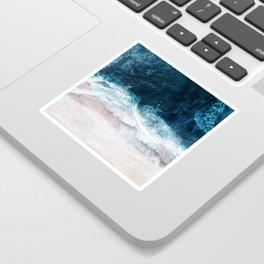 Blue Sea II Sticker