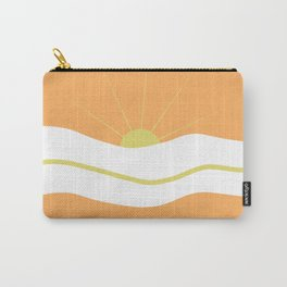""""""" Orange days """" Carry-All Pouch"""
