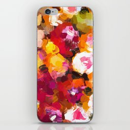 Delicious Floral iPhone Skin