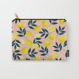 Lemony Goodness Carry-All Pouch