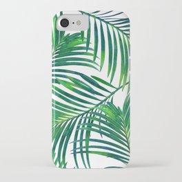 Palm Paradise #society6 #decor #buyart iPhone Case