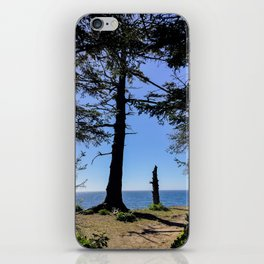 Life Stages of a Tree iPhone Skin