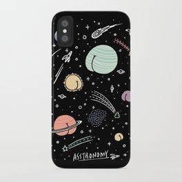 Asstronomy iPhone Case