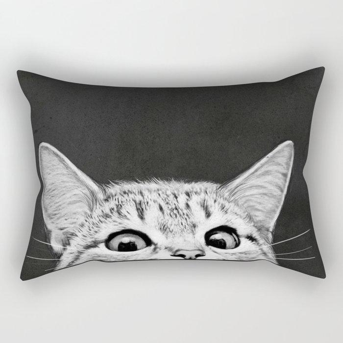 You asleep yet? Rectangular Pillow