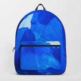 Blue Poppies #decor #society6 #buyart Backpack