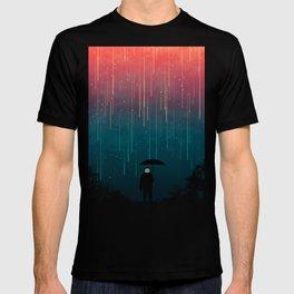 Meteoric rainfall T-shirt