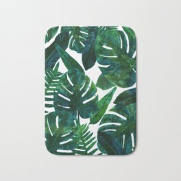 Perceptive Dream || #society6 #tropical #buyart Bath Mat