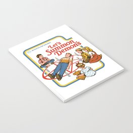 LET'S SUMMON DEMONS Notebook